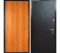 Двери входные Метал+ДСП эконом в Днепре