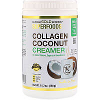 California Gold Nutrition, Superfoods, Collagen Coconut Creamer Powder, 10.2 oz (288 g)