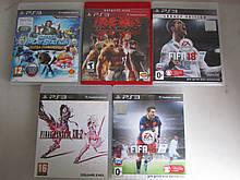 Игры для Playstation 3 акция (Assasins Creed 4, Final Fantasy, Звезды PlayStation Битва сильнейших)