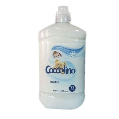 Кондиціонер для білизни Coccolino Sensitive 1,8 л 72 прання