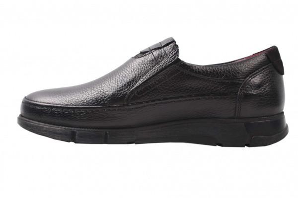Туфлі Copalo натуральна шкіра, колір чорний