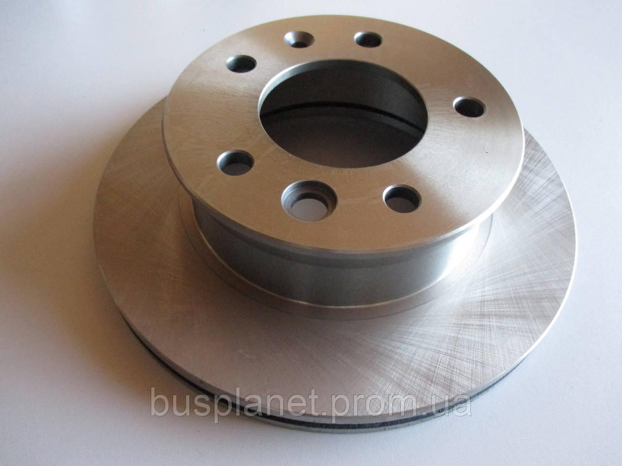Тормозной диск вентилируемый (передний)