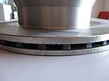 Тормозной диск вентилируемый (передний), фото 2