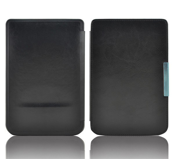 Чохол для PocketBook 614/615/624/625/626/ Touch Lux 3 - Чорний