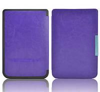 Обложка - чехол для электронной книги PocketBook 614/615/624/625/626/ Touch Lux 3 Фиолетовый, фото 1
