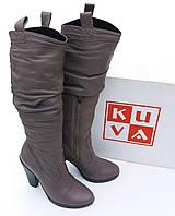 KUVA Сапоги женские (36 размер). UA. 1190 UAH. 1 190 грн. В наявності e94164f8e397f
