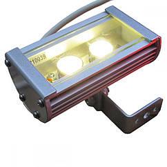 Линейный светодиодный прожектор LS Line-1-20-02-C-24V IP20 121мм Холодно-белый