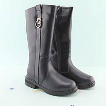 Зимние сапоги на девочку Синие коллекция обуви Том.м размер 33, фото 3