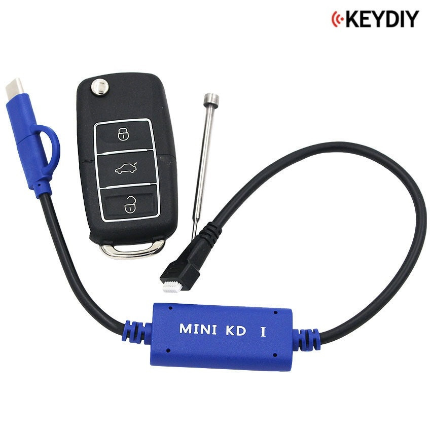 KEYDIY MINI KD программатор ключей с ДУ под Android + ключ-заготовка B