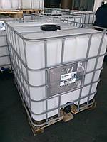 Контейнер пластиковый еврокуб 1000л б/у , фото 1