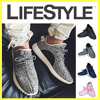 Стильные кроссовки Adidas Yeezy Boost 350! Унисекс! Крутая Копия!