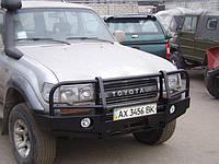 Силовой бампер Toyota Land Cruiser 80