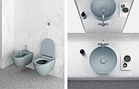 GSI керамика- создать пространство ванной комнаты значит найти идеальный баланс между интимностью, тишиной и релаксом.