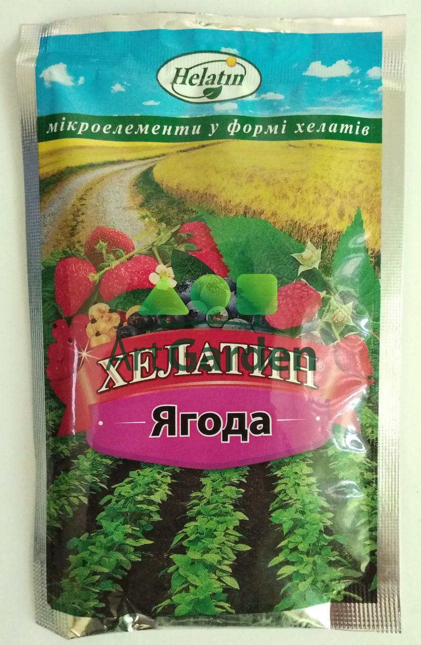 Хелатин - ягода 50мл
