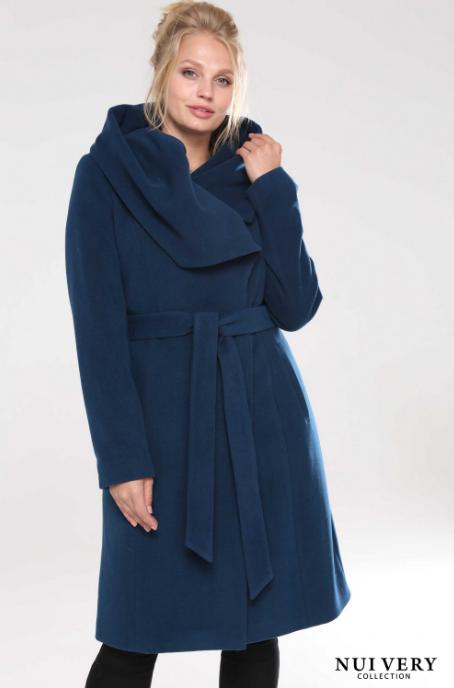 569fa65655c4 Женское демисезонное пальто с капюшоном Лакки - Интернет-магазин