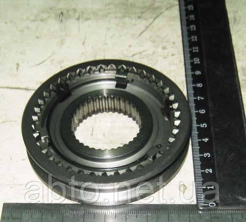 Синхронізатор 3-ї, 4-ї передачі первинного валу КПП (S160G) Geely CK/MK
