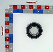 Роликовый подшипник 6221 Monosem (6004-2RSC3)
