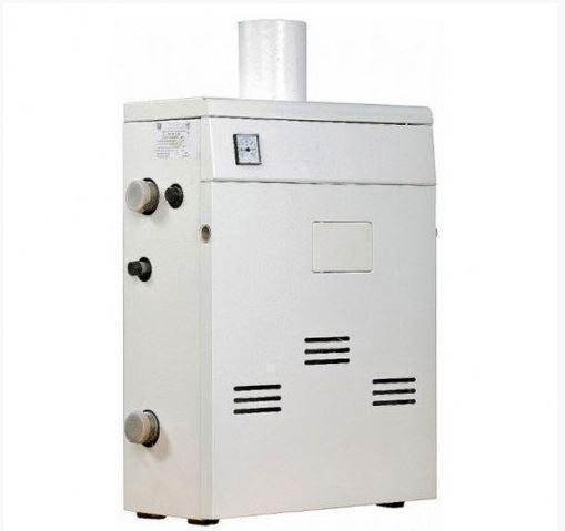 Котел газовый дымоходный Термобар КСГВ-12,5 DS