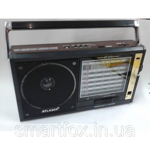 Радиоприемники с USB ATLANFA A-819