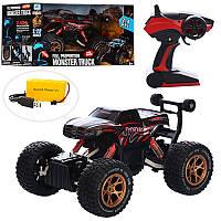 Джип-пікап іграшка на радіокеруванні, 1:12, небиткий корпус, гумові колеса, USBзарядное, 2 кольори