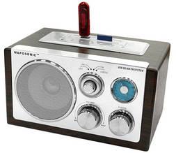 Радиоприёмники с USB