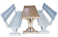 Стол для бара деревянный