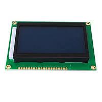 Графічний дисплей LCD12864 128х64 ST7920, фото 1