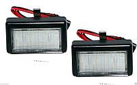 LED Подсветка номера MERCEDES GL ML-Klasse W164 X164 2004-2012