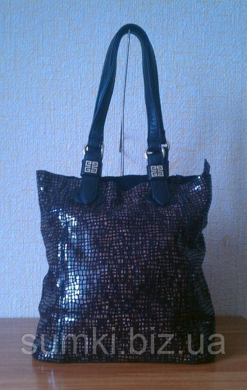 Кожаные сумки - брендовые копии