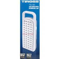 Переносная светодиодная лампа Tiross TS-50 52 светодиода