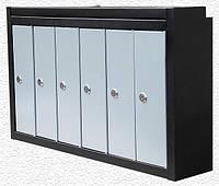 Ящик почтовый многосекционный ЯПГ, фото 1
