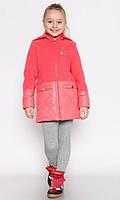 Весеннее пальто для девочки Лагуна