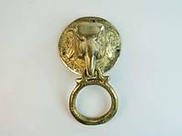 Ручка дверная Слон кольцо