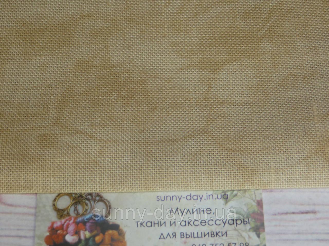 3281/3009, Cashel, колір - Country Mocha/Мокко неоднотонный, 28ct