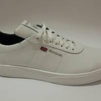 Мужские кожаные кеды -кроссовки Reebok 16 c081