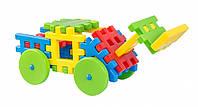 Іграшка конструктор Поєднайко 25 елементів від Тигрес (39178), фото 1