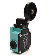 Выключатель концевой с резиновым роликом d=50mm (1НО+1НЗ)