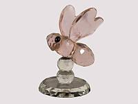 Статуэтка из хрусталя Пчелка труженница, корпоративные подарки