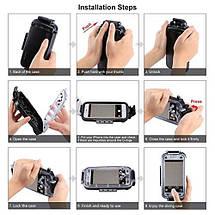 Водонепроницаемый противоударный защитный чехол для защиты от влаги на IPhone X (IP68 ) погружение до 40м., фото 3