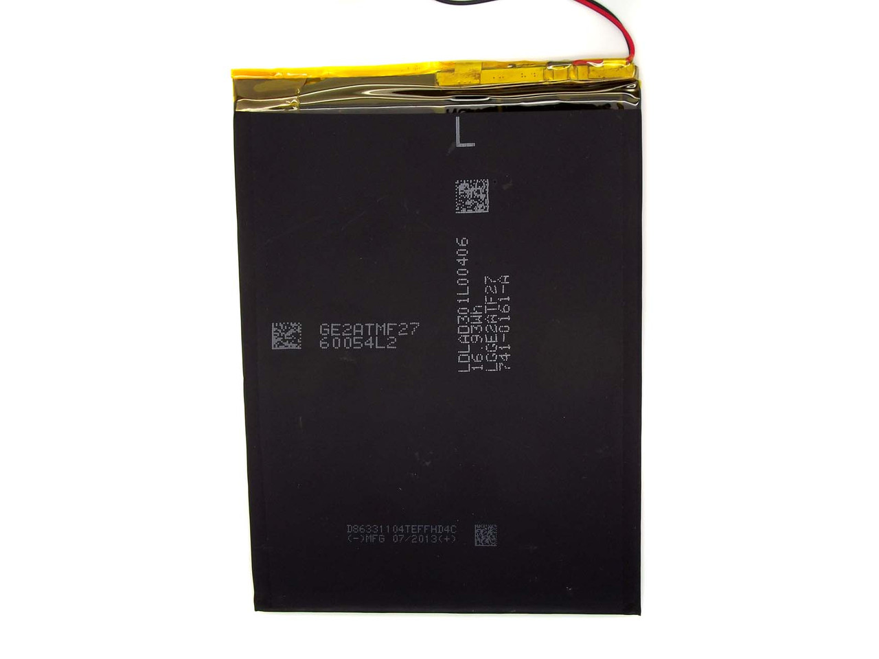 Аккумулятор 4600mAh 3.7v 2994130 17.09wh 9-ти дюймового планшета