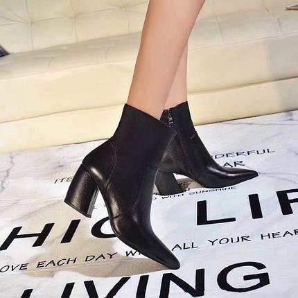 Сапоги Prada женские. Цвет черный, фото 2