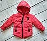 Куртка для девочки,осень, 3-5 лет