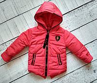 Куртка для девочки,осень, 3-5 лет, фото 1