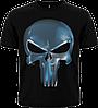 Футболка Punisher (skull)