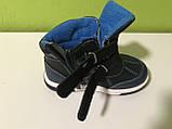 Ботинки Демисезон на Мальчика Тм СВТ.Т 22 р 14 см, фото 7