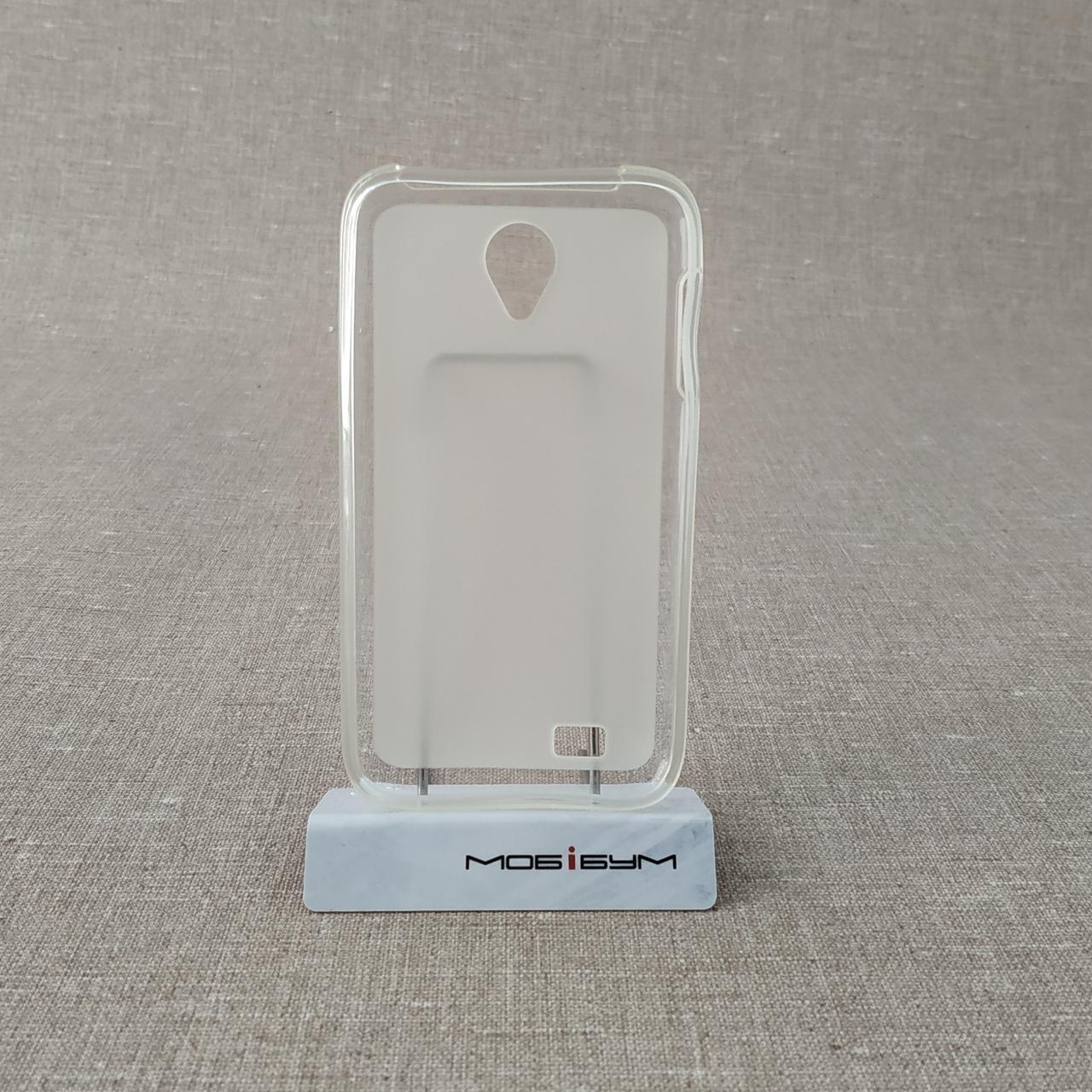 Чехол TPU Lenovo S750 soft-clear