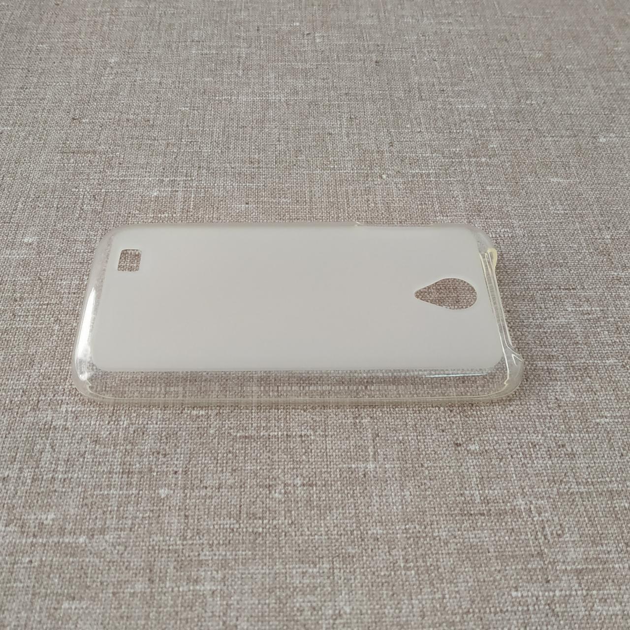 Чехлы для других смартфонов TPU Lenovo S750 soft-clear