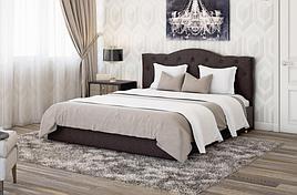 Ліжко м'яка Медея Містечко, оббивка на вибір