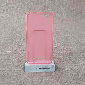 Чехол TPU Lenovo A2020 pink, фото 2