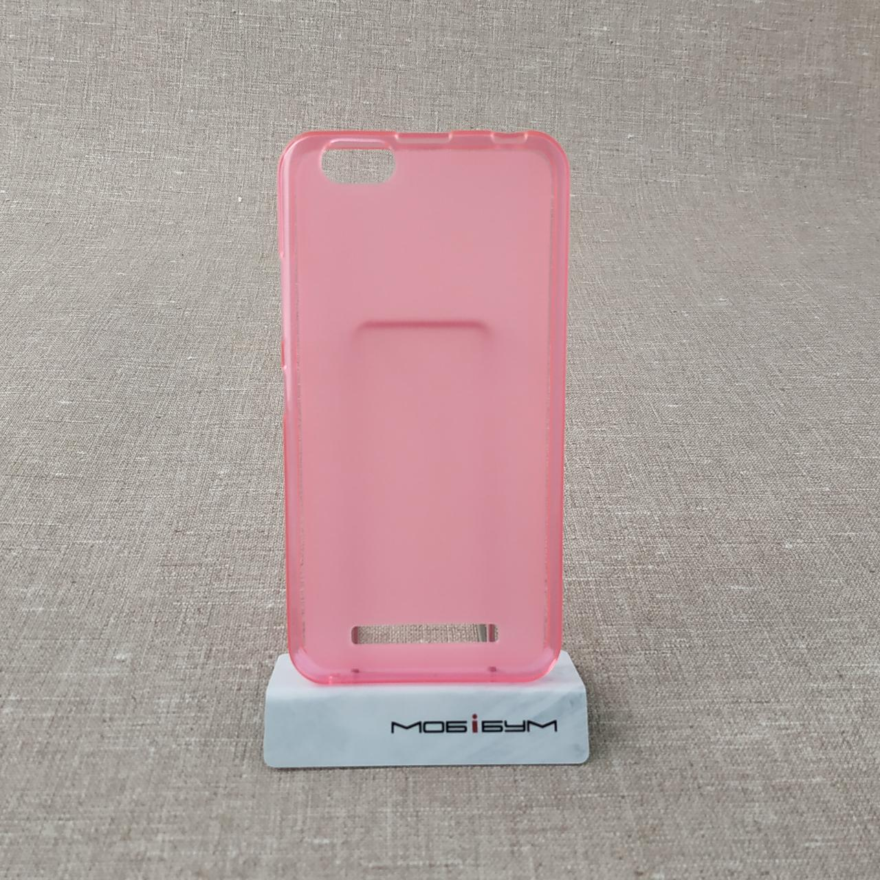 Чехол TPU Lenovo A2020 pink